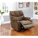 Amalfi Home Furniture Jerry Power Chaise Recliner - Item Number: 140373212