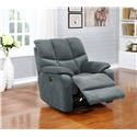 Amalfi Home Furniture Jerry Power Chaise Recliner - Item Number: 732-11P-7023-8