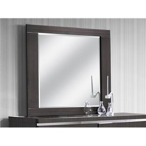 Amalfi Home Furniture Stafford Dresser Mirror