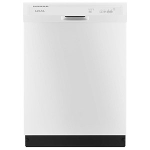 Amana Built-In Dishwashers Amana® Dishwasher with Triple Filter Wash Sy