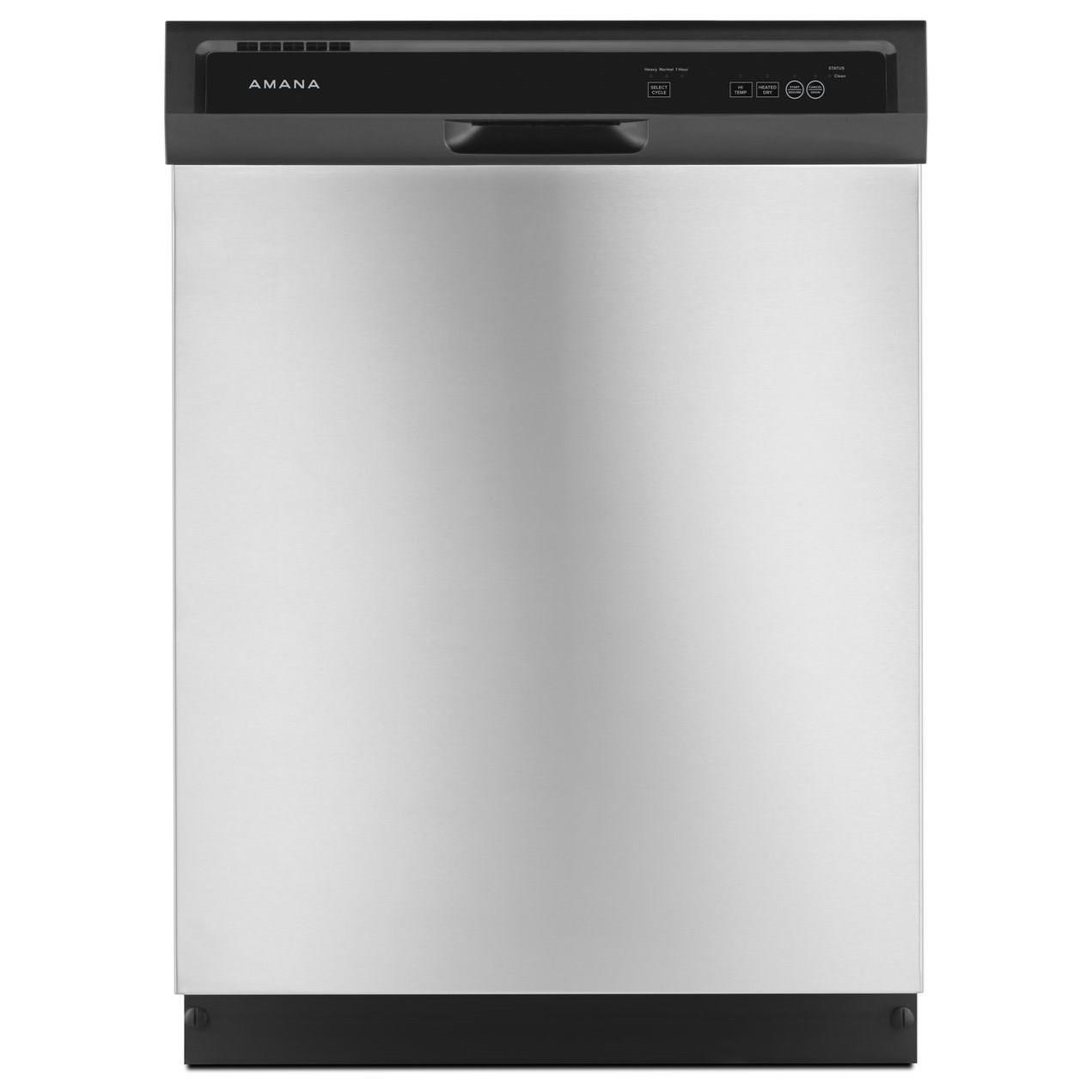 Amana Built-In Dishwashers Dishwasher with Triple Filter Wash System - Item Number: ADB1400AGS