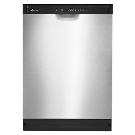Amana Built-In Dishwashers Stainless Steel Tall Tub Dishwasher - Item Number: ADB1700ADS