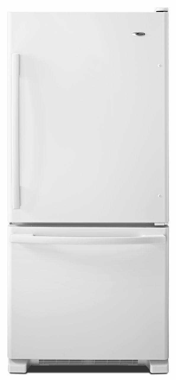 18.5 Cu. Ft. Bottom-Freezer Refrigerator