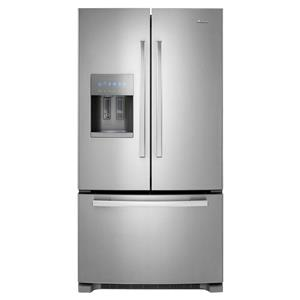 Amana Bottom Mount Refrigerators 25' French Door Refrigerator