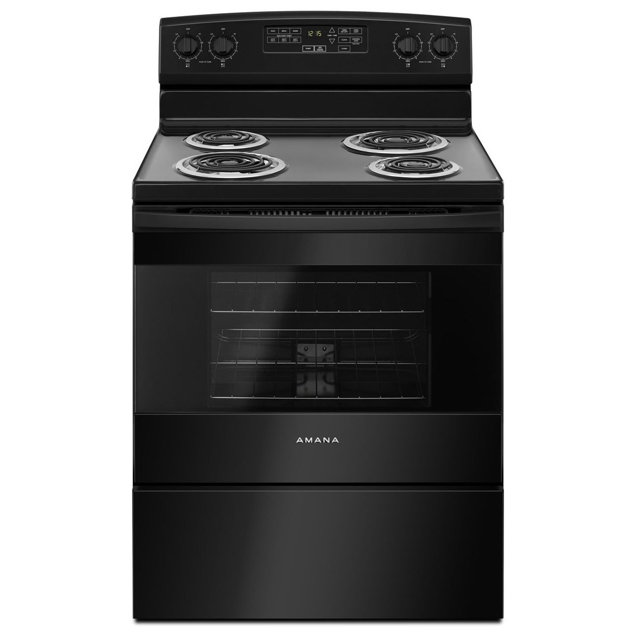 30-inch Electric Range with Self-Clean Optio