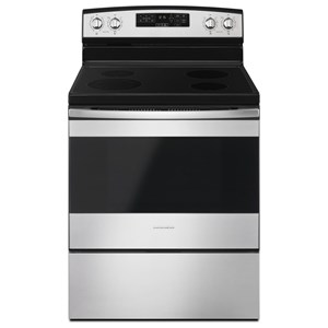 Amana Electric Ranges - Amana 30-inch Electric Range