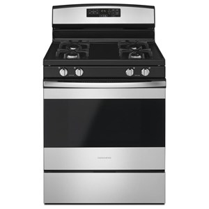Amana Gas Ranges - Amana 30-inch Gas Range with Self-Clean Option