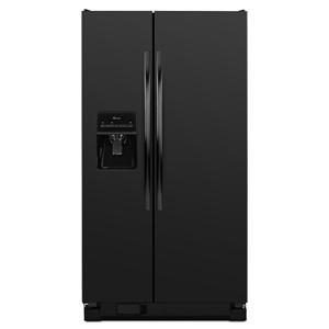 Amana Side-By-Side Refrigerators 25.5 Cu. Ft. Side-by-Side Refrigerator
