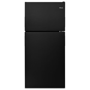 Amana Top Mount Refrigerators 30-inch Wide Top-Freezer Refrigerator with G