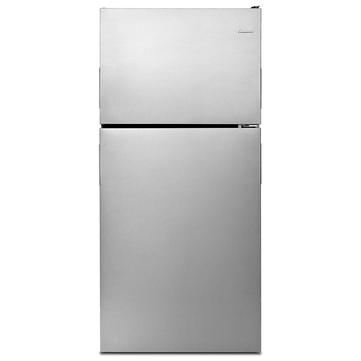 30-inch Wide Top-Freezer Refrigerator with G