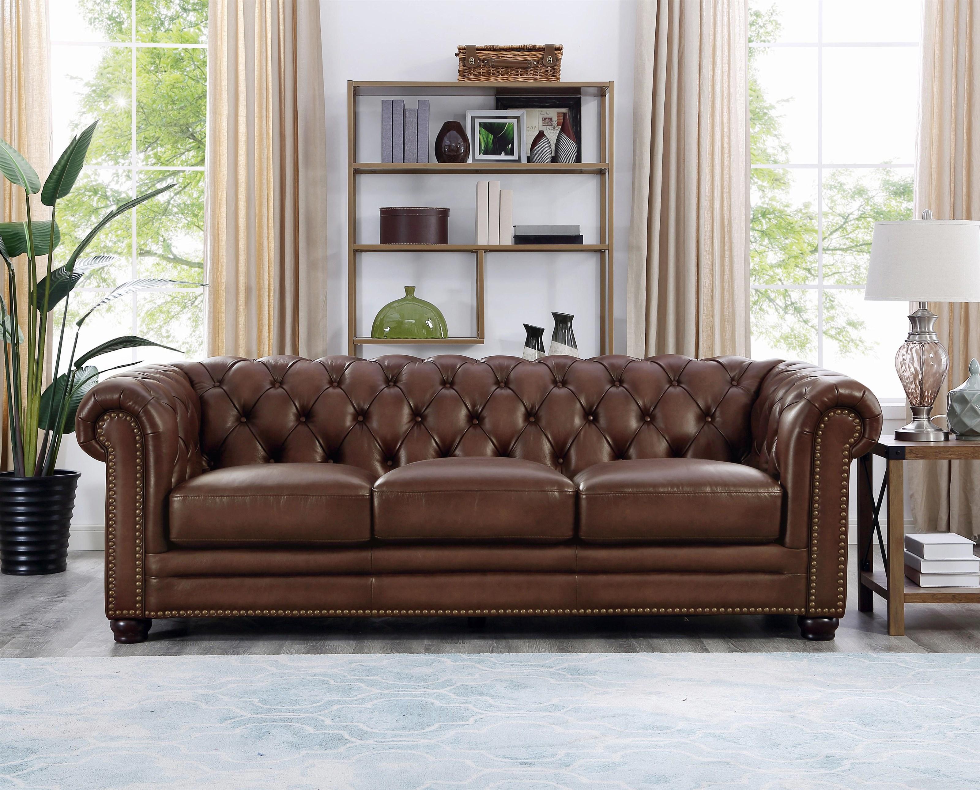 Kennedy DD Sofa by Amax at Stoney Creek Furniture