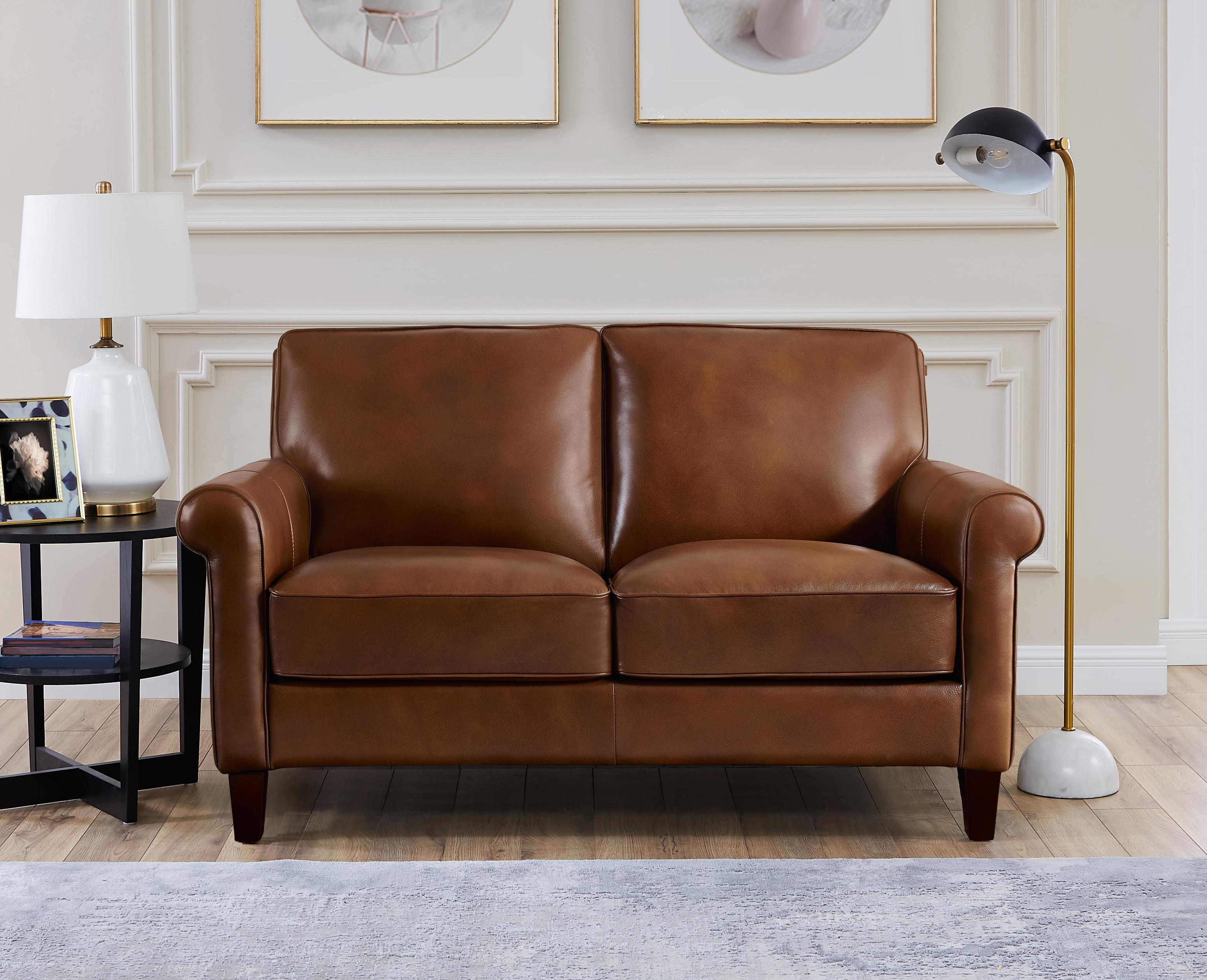 New London Dd New London Loveseat by Amax at Stoney Creek Furniture