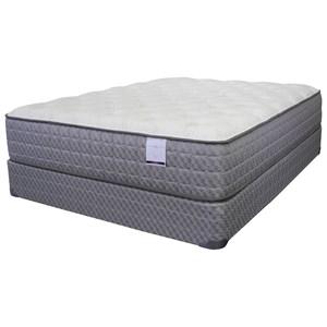 "American Bedding Company Holly Plush King 13"" Plush Mattress"