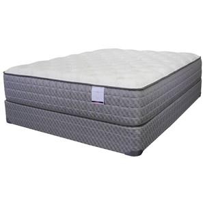 "American Bedding Company Holly Plush Queen 13"" Plush Mattress Set"