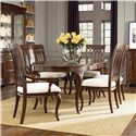 American Drew Cherry Grove 5Pc Dining Room - Item Number: ADR0915PC