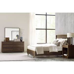 American Drew Ad Modern Organics Queen Bedroom Group