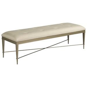 American Drew Ad Modern Organics Hamlin Bed Bench