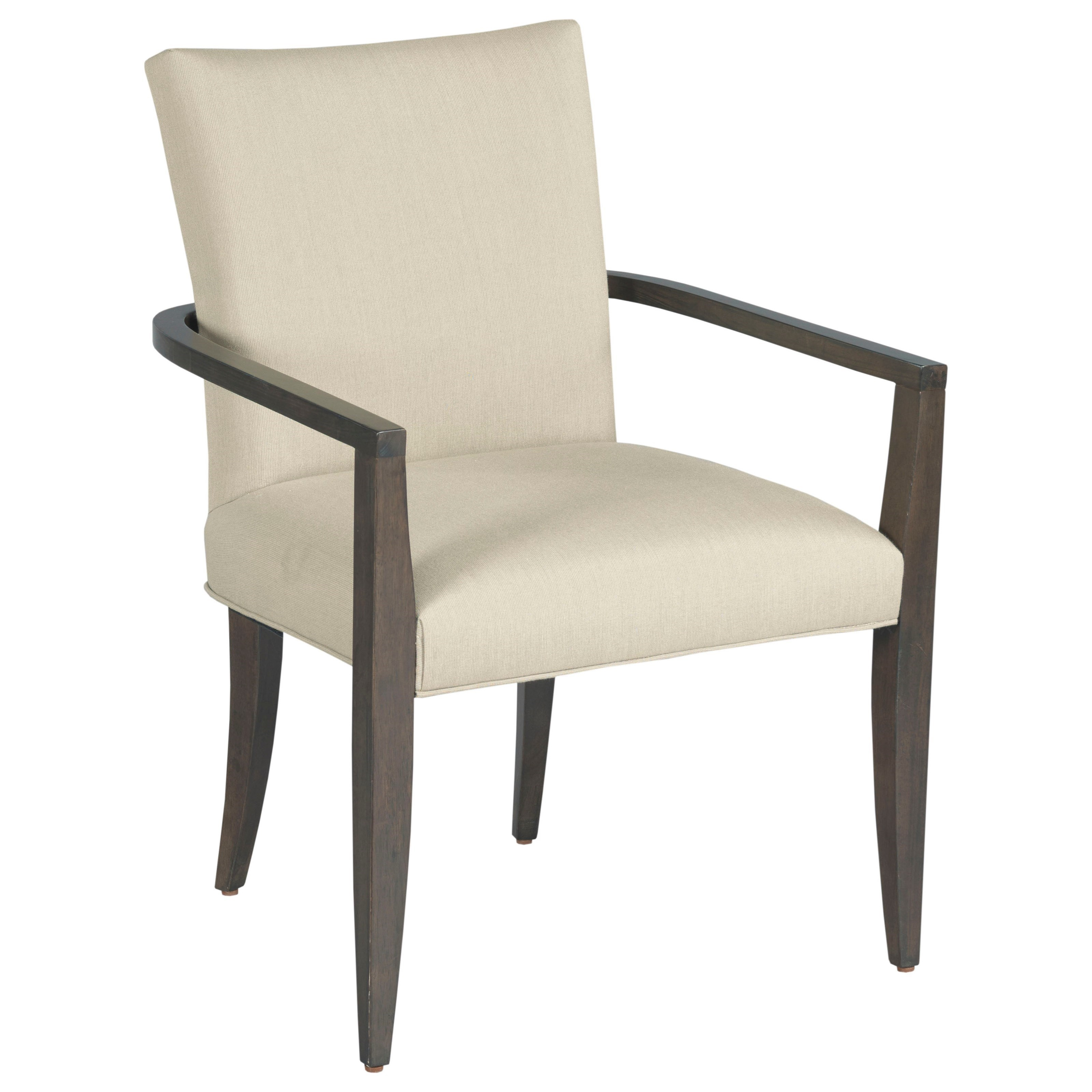 American Drew Ad Modern Organics Benton Dining Arm Chair - Item Number: 600-637