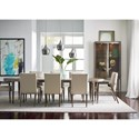 American Drew Ad Modern Classics Formal Dining Room Group - Item Number: 603 Dining Room Group 3
