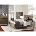 American Drew Ad Modern Classics Queen Bedroom Group  - Item Number: 603 Q Bedroom Group 3