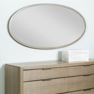 American Drew Ad Modern Classics Ramsey Oval Mirror