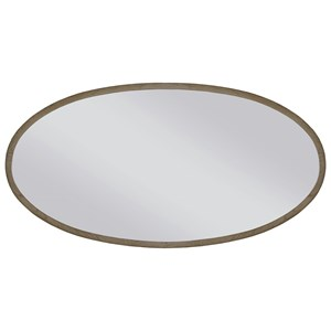 Ramsey Oval Mirror
