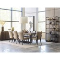 American Drew Ad Modern Organics Formal Dining Room Group - Item Number: Formal Dining Room Group