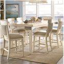 American Drew Americana Home 7 Piece Set - Item Number: 114-705W+6x691W