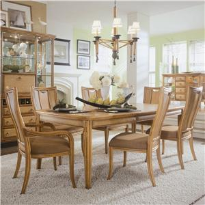 American Drew Antigua 7 Piece Dining Set