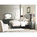 American Drew Ardennes Queen Bedroom Group  - Item Number: 848 Bedroom Group 3
