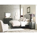 American Drew Ardennes California King Bedroom Group - Item Number: 848 CK Bedroom Group 1