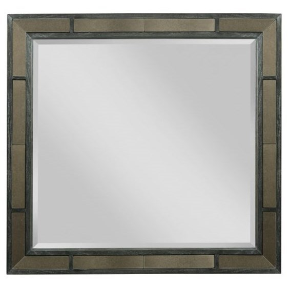 Ardennes Sambre Mirror by Living Trends at Sprintz Furniture