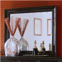 American Drew Camden - Dark Landscape Mirror - Item Number: 919-020