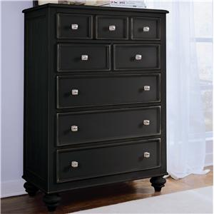 American Drew Camden - Dark Drawer Chest