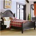 American Drew Camden - Dark King Panel Bed - 919-316R - Bed Shown May Not Represent Size Indicated