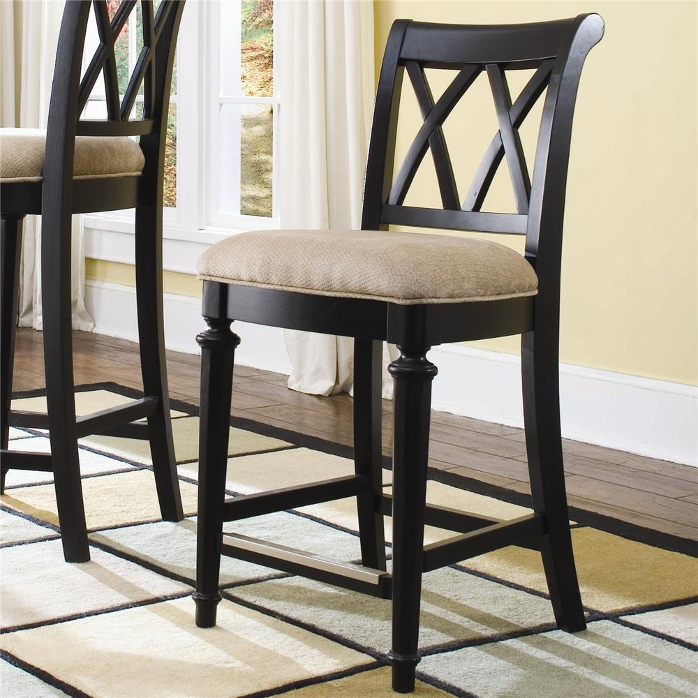 American Drew Camden - Dark Bar Stool  - Item Number: 919-690