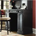 American Drew Camden - Dark Home Office Desk - 919-942