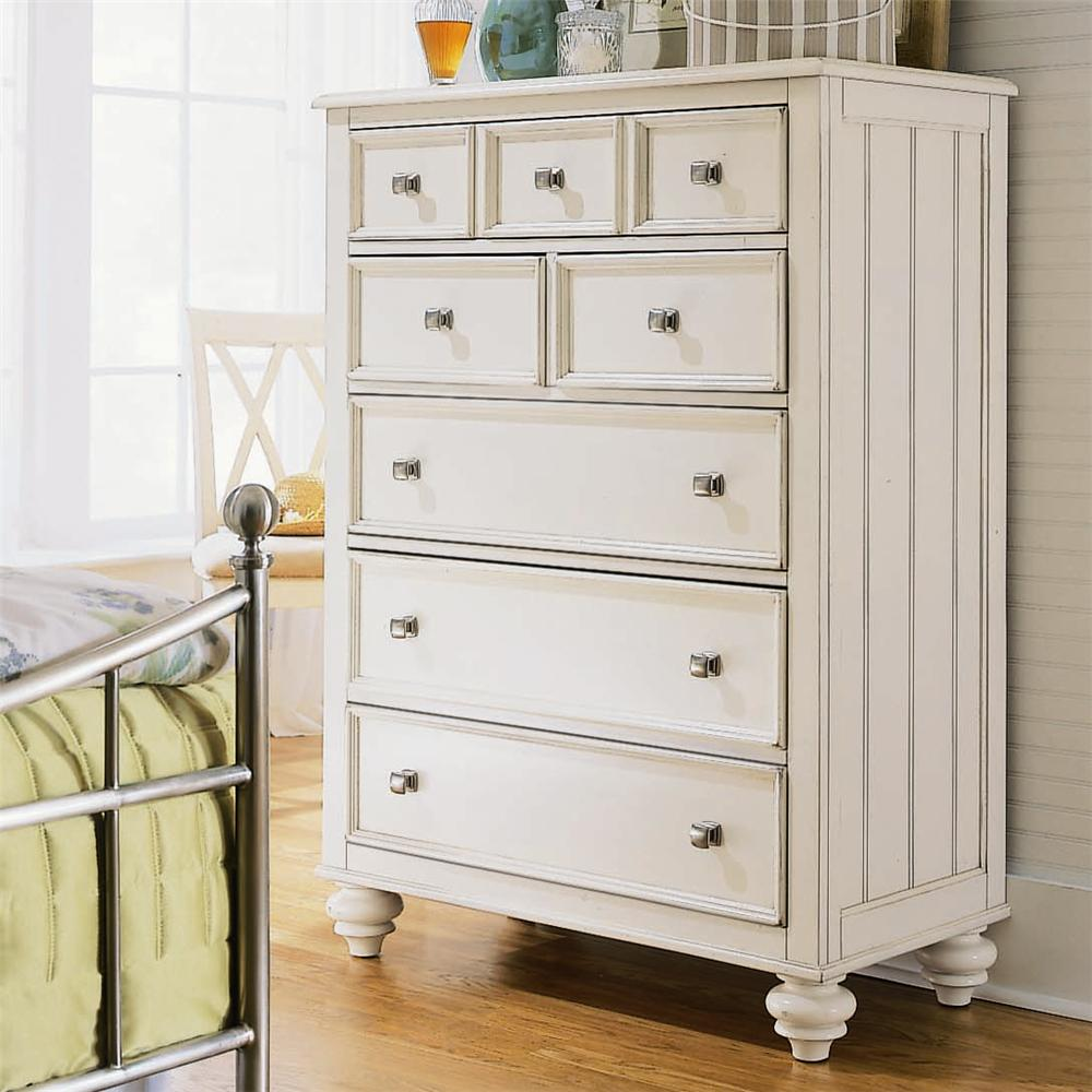 American Drew Camden - Light Drawer Chest - Item Number: 920-215