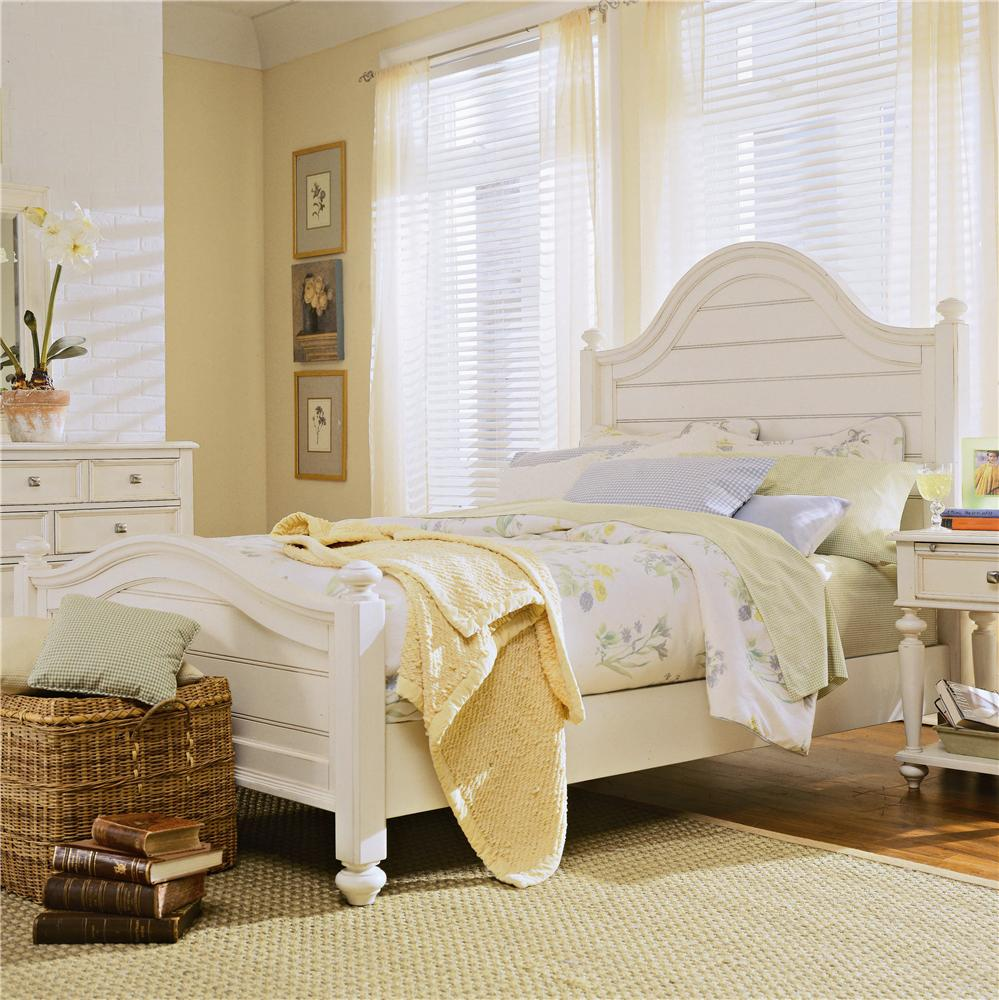 American Drew Camden - Light California King Panel Bed - Item Number: 920-317R
