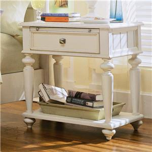 American Drew Camden - Light Leg Nightstand