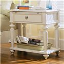 American Drew Camden - Light Leg Nightstand - Item Number: 920-401