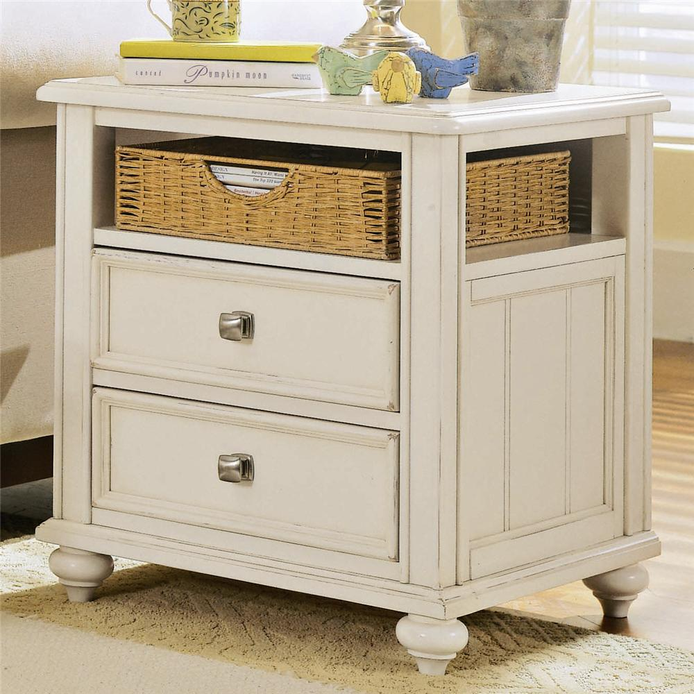 American Drew Camden - Light Side Table - Item Number: 920-915