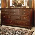 American Drew Cherry Grove 45th Triple Dresser - Item Number: 791-130