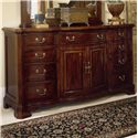 American Drew Cherry Grove 45th Door Triple Dresser - Item Number: 791-160