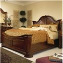 American Drew Cherry Grove 45th Queen Mansion Bed - Item Number: 791-313R