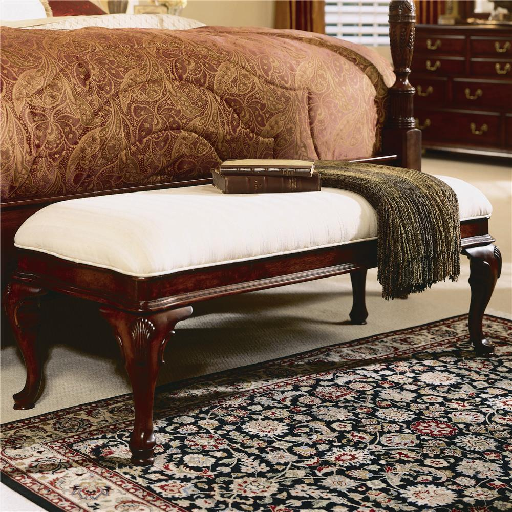American Drew Cherry Grove 45th Bed Bench - Item Number: 791-480