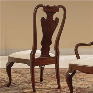 American Drew Cherry Grove 45th Splat Back Side Chair