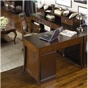 American Drew Cherry Grove Home Office Hutch - 091-943 - Pictured with Entire Home Office Suite