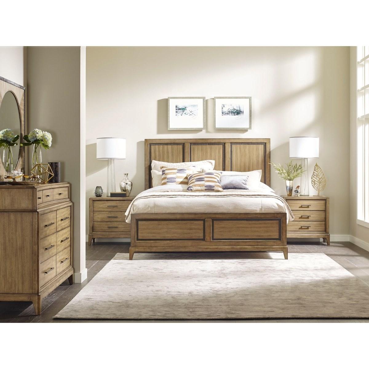 American Drew EVOKE  Californiak King Bedroom Group - Item Number: 509 CK Bedroom Group 1