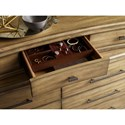 American Drew EVOKE  Bureau with Jewelry Tray and 9 Soft-Close Drawers